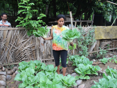 Strong Families From East Flores: Prosperous with Permaculture