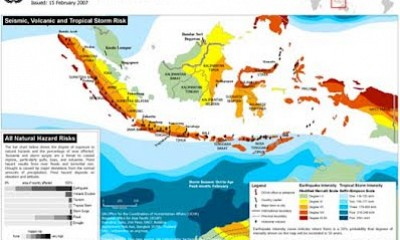 Disaster Risks In Indonesia