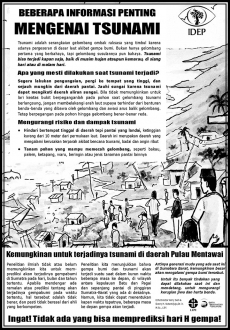 Tsunami Information Fact Sheet
