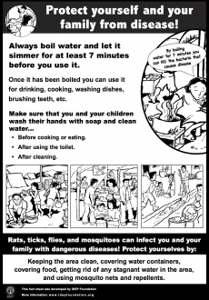 Sanitation Fact Sheet