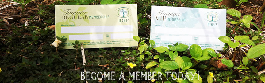 IDEP Foundation - Membership