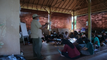 Learning Permaculture: To Improve IDEP Staff Capacity